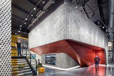 Decor Systems Perforated Metals - Pratt Institute School of Architecture New…