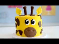 Faire un Gâteau Princesse - YouTube