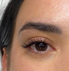 Natural Looking Eyelash Extensions, Types Of Eyelash Extensions, Eyelash Extensions Classic, Natural Fake Eyelashes, Perfect Eyelashes, Fake Lashes, Semi Permanent Lashes, Aesthetic Makeup, Makeup Looks