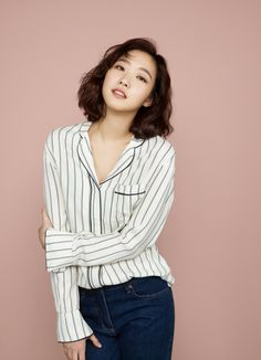 "[Interview] Kim Go-eun-I, ""I still think I did good in starring in ""Cheese In the Trap"""" @ HanCinema :: The Korean Movie and Drama Database Kim Go Eun Style, Kim So Eun, Korean Actresses, Korean Actors, Jung Ji Woo, Bh Entertainment, Ji Eun Tak, Kdrama Actors, Gong Yoo"