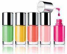Clinique A Different Nail Enamel for Sensitive Skins Nail Care Tips, Nail Tips, Sensitive Eyes, Manicure, Nails, Clinique, Trends, Nail Polish Colors, Hair Looks