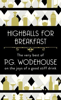 This sparkling collection captures Wodehouse at his best on being terribly thirsty, or drowning one's sorrows, or knocking one back for Dutch courage. It finds him celebrating the special atmospheres of the English country pub and the Manhattan barroom. And it shows him to be exceptionally good on hangovers, but equally so on hangover cures, such as the legendary pick-me-ups prepared for Bertie Wooster by the dependable Jeeves.