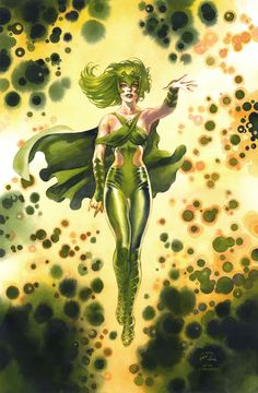 This will always be classic Polaris for me - with magnetic powers, not that stupid super strength bs.