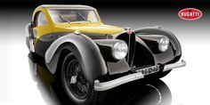 Up to 45% Off + FREE Shipping. View Available Deals and Coupons for 1937 Bugatti Type 57SC Atalante Yellow/Black Limited to 500pc 1/12 Diecast Model Car by Bauer.