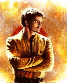 Oberyn Martell, The Red Viper