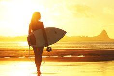 Tester le surf, une jolie expérience