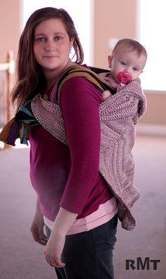 Babywearing Blanket Star Blanket Adjustable by RMountainCreations