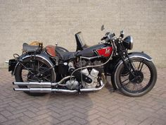 Matchless Motorcycles | 1936 Matchless X4 Combination, 990cc