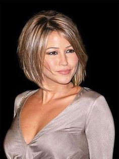 Layered Bob Hairstyles | Glamorous Bob with Layers COLOR