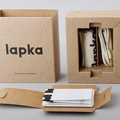 Lapka Packaging by Burgopak