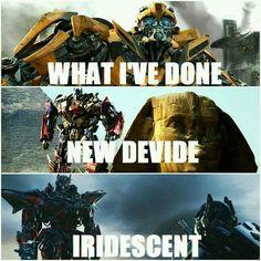 Transformers linkin park songs