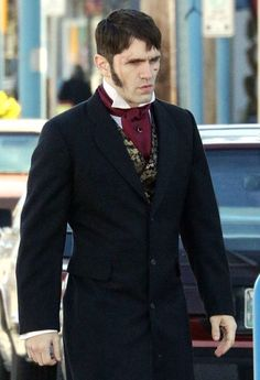 So excited! Sam Witwer on Once Upon a Time!