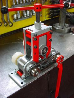 Bender, roller tools, Ring Rollers