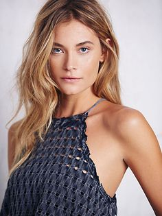 Free People Double Dutch Gauze Top at Free People Clothing Boutique