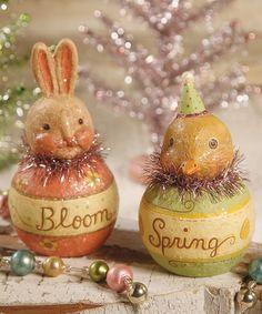 Loving this Spring Bauble Set on #zulily! #zulilyfinds