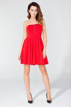 Sukienka T122 - Tessita