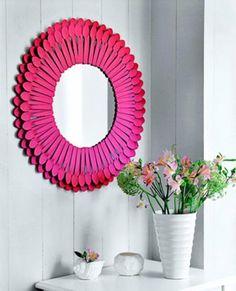 ESPEJO DE CUCHARAS (spoons mirror)