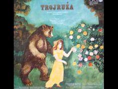 Trojruža - YouTube Roman, Entertainment, Youtube, Audio, Painting, Art, Painting Art, Paintings, Kunst