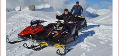 HB Adventure: Snowmobil Touren in den Alpen Eiskalter Fahrspaß auf der Südseite des Splügenpasses: HB Adventure bietet Snowmobil Touren in den Alpen im Januar 2014 in Action Packages zu Sonderpreisen http://www.atv-quad-magazin.com/aktuell/hb-adventure-snowmobil-touren-in-den-alpen/