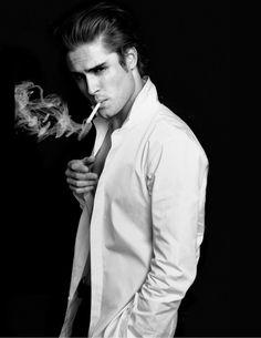 smoking hot male