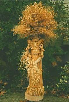 Grain Goddess by Renske Helmuth.