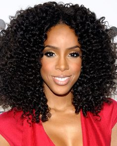 Curly Crochet Braids People Without Naturally Hair Can Fool A Lot Of Into