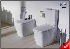 Wc portelan Gala Eos cu rezervor si capac, obiecte sanitare, cazi de baie, cazi compozit, cazi otel, cazi acril, cabine de dus, lavoare baie, lavoare compozit, chiuvete baie, mobilier baie, chiuvete bucatarie, vase wc, wc suspendat, bideuri suspendate, baterii baie, robineti baie, baterii bucatarie Eos, Sink, Bathroom, Home Decor, Faucet, Sink Tops, Washroom, Vessel Sink, Decoration Home