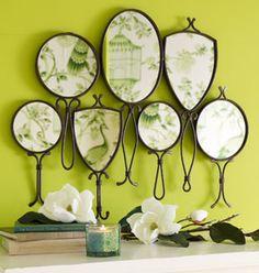 mirrors on mirrors on mirrors