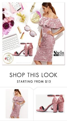 """""""Shein 6/10"""" by smajicelma ❤ liked on Polyvore featuring Cochrane"""