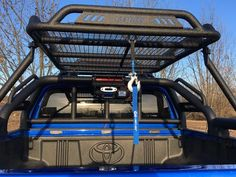 Roof Rack with Rollbar Truck Camping, Jeep Truck, Chevy Trucks, Pickup Trucks, Hummer Truck, Tacoma Truck, Navara D40, Nissan Navara, Truck Roof Rack