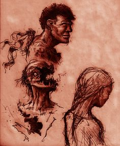 disruption Sketching, Art, Art Background, Kunst, Gcse Art, Sketches, Tekenen