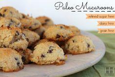 Paleo Macaroons