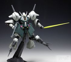 GUNDAM GUY: HGUC 1/144 RX-110 Gabthley - Customized Build