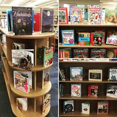 We have festive books in the Children's Dept. Pick some up before the holidays!