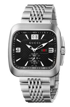 Gucci 'Coupe' Bracelet Watch available at #Nordstrom