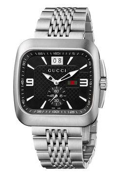 Gucci 'Coupe' Bracelet Watch