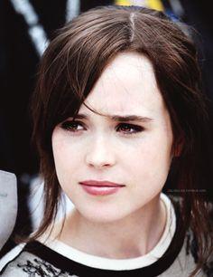 La star du jour - Ellen Page Ellen Page, Pretty People, Beautiful People, Coming Out, Canadian Actresses, Pretty Woman, Pretty Girls, Celebs, Celebrities