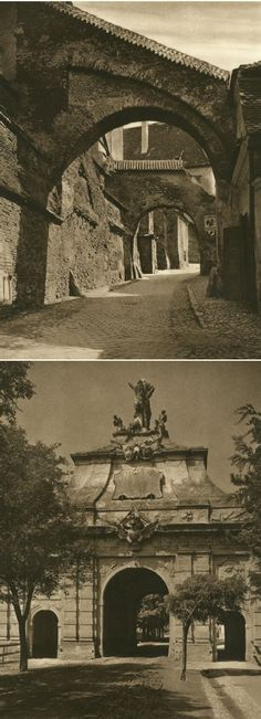 Mirifica Romanie in Alb Si Negru - 1933 Costume Castle, Bucharest Romania, Tiny World, Mountain Resort, Case, World Heritage Sites, Homeland, First World, Countryside
