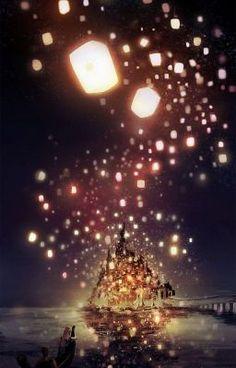 La notte delle lanterne #wattpad #storie-damore Andate a leggerlo per favore, spero vi piaccia <3