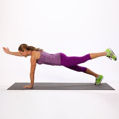 Two-Point Plank