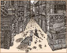 Liste der Daseinsformen – Zamonien Wiki – Walter Moers, Romane, Rumo, Käpt'n Blaubär, Labyrinth der Träumenden Bücher