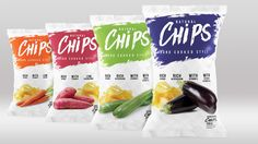 NATURAL CHIPS on Behance