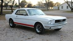 Classic Driver: 1966 Ford Mustang - http://barnfinds.com/classic-driver-1966-ford-mustang/