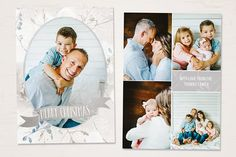 Ad: Christmas Card Template by TheSeventhDesire on Beautiful Christmas Cards! Very easy to use! Just add your photo using Adobe Photoshop and your holiday photo card is ready! Collage Template, Card Templates, Design Templates, Holiday Photo Cards, Holiday Photos, Photoshop Program, Adobe Photoshop, Beautiful Christmas Cards, Christmas Card Template