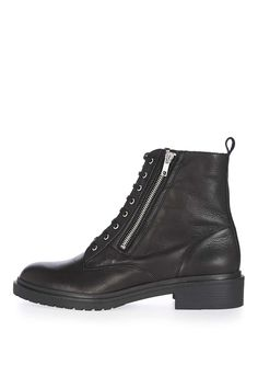 ASHTON Side Zip Ankle Boots | Topshop