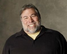 """Steve Wozniak- """"I am also atheist or agnostic. (I don't even know the difference) I've never been in church and prefer to think for myself."""""""