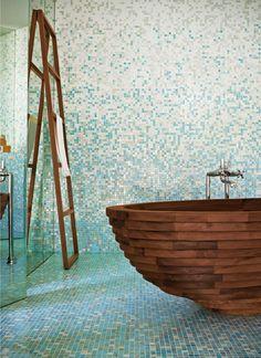 ausgefallene wohnideen st hle im ombre stil wohnen pinterest ausgefallene wohnideen. Black Bedroom Furniture Sets. Home Design Ideas