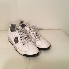 Dolce&Gabbana leather shoes Made in Italy. Dolce & Gabbana Shoes Sneakers