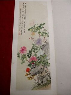 Original Antique Japanese and Chinese Hand by RarePostCards