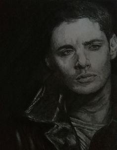 Supernatural Dean, Photo And Video, Portrait, Videos, Instagram, Art, Art Background, Men Portrait, Kunst